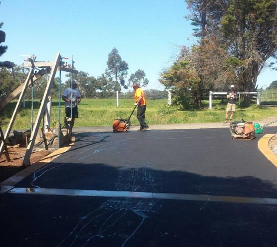 Asphalt Contractors Melbourne