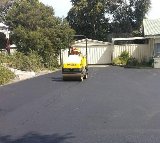Asphalt Driveways Officer